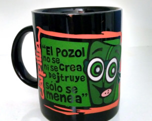 taza negra chipilin